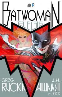 Batwoman 0 Elegie