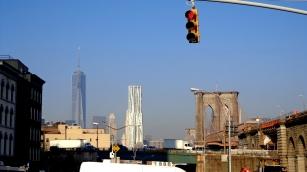 Pont de Brooklyn : j'arrive !!!