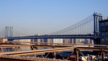 Le Manhattan Bridge