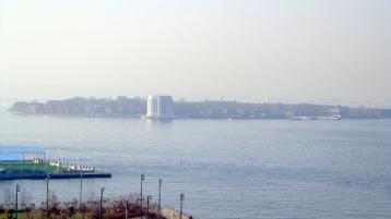 Ellis Island (qui se remet doucement du passage de Sandy)