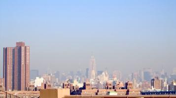 l'Empire State Building et son micro climat