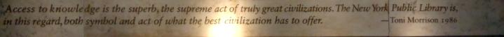Citation de Toni Morrison
