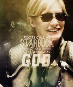 Starbuck's line
