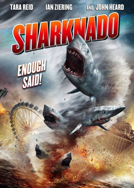 sharknado affiche