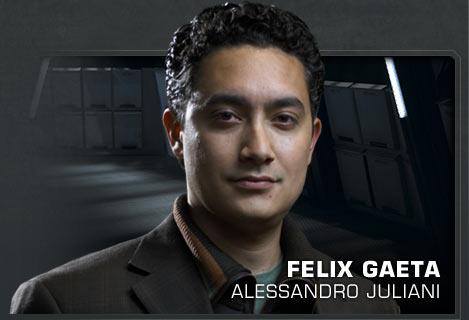 Felix Gaeta BSG