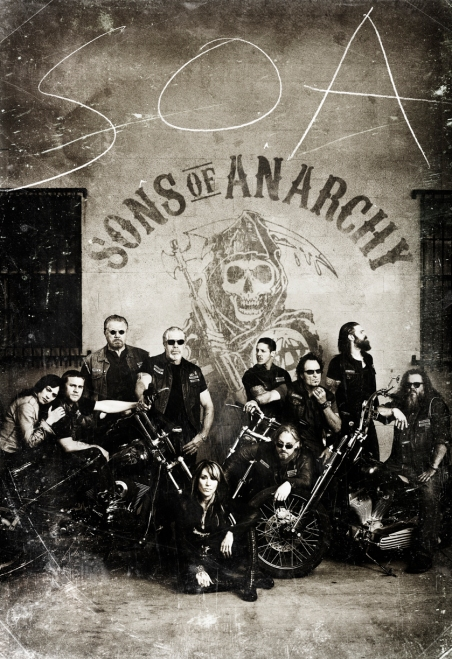 Poster SOA saison 4