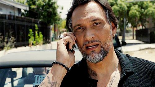 Nero Padilla incarné par Jimmy Smits