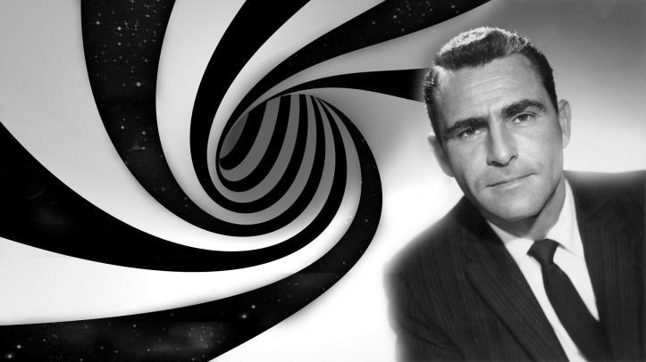 Rob Sterling créateur de la série La Quatrième Dimension et père fondateur de mon imagination