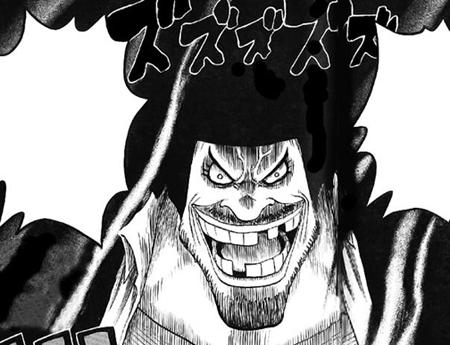 Barbe Noire (manga)