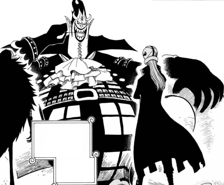 Moria manga