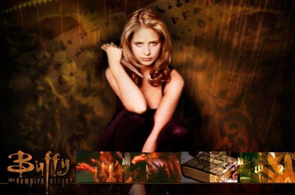 Buffy saison 1 (dvd promo)