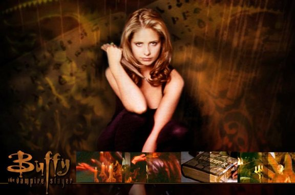 Buffy saison 1 (dvd promo)