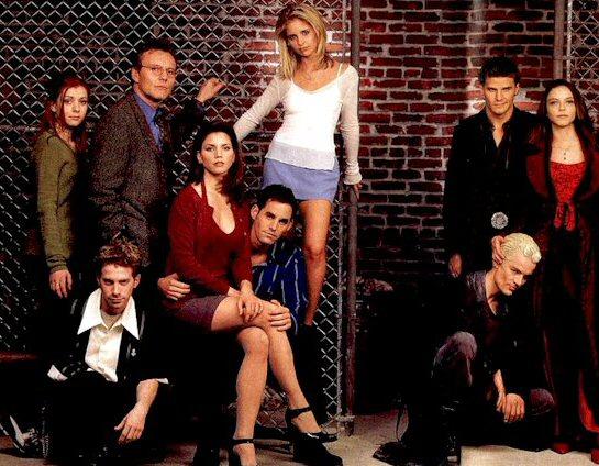 Buffy casting saison 2