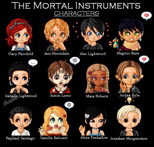 Mortal Instruments (personnages)