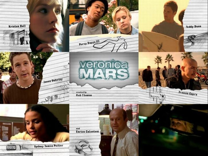 Veronica Mars générique saison 1