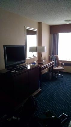 Le dernier hôtel à Calgary