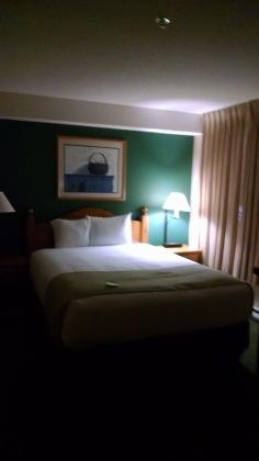 Et une seconde chambre !!! (Sun Peaks)