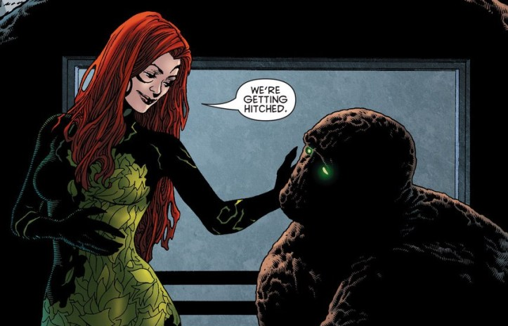 Poison Ivy & Clayface (New 52)